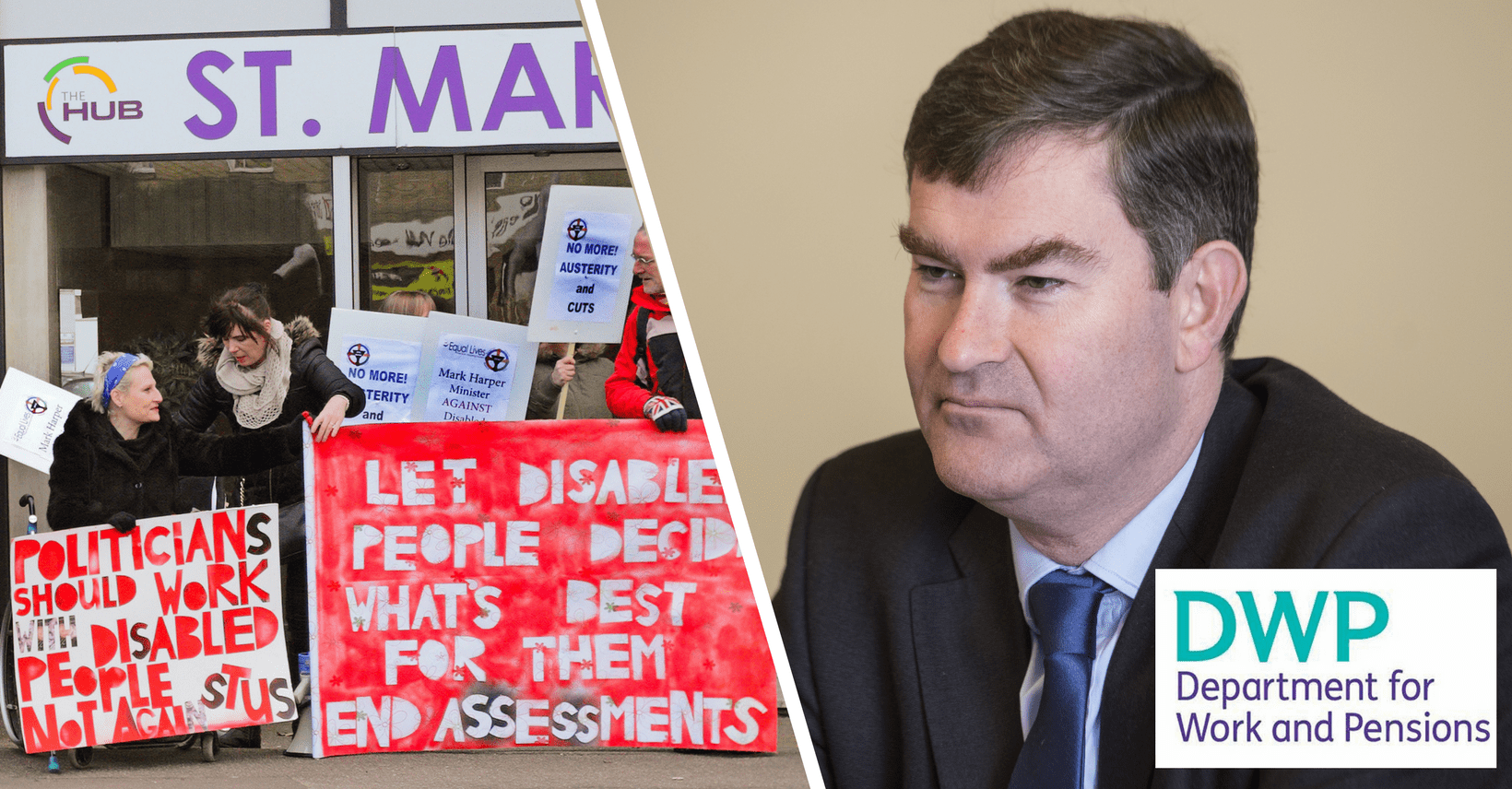 Campaigners just forced the Tories to scrap a target for kicking disabled people off benefits
