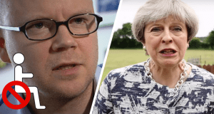 New Tory University Tsar Toby Young compared disabled students to 'functionally illiterate troglodyte(s)'