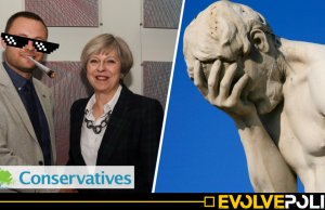 The Tories' new 'Vice Chair Of Youth' has just hilariously proven why the Tories are heading for oblivion