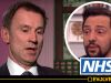 A date and time has been set for Ralf Little and Jeremy Hunt to publicly debate the NHS