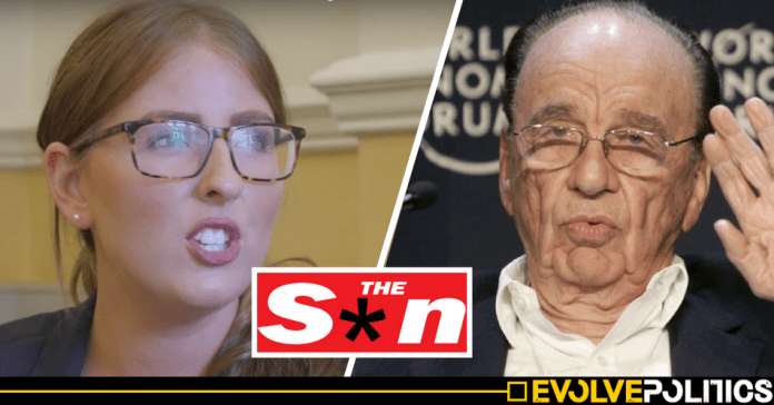 The Sun's latest anti-Labour smear is outright fake news - and Theresa May's fake news unit is nowhere to be seen