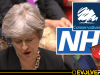 Theresa May just flat-out refused to rule out flogging off the NHS to US firms in post-Brexit trade deal