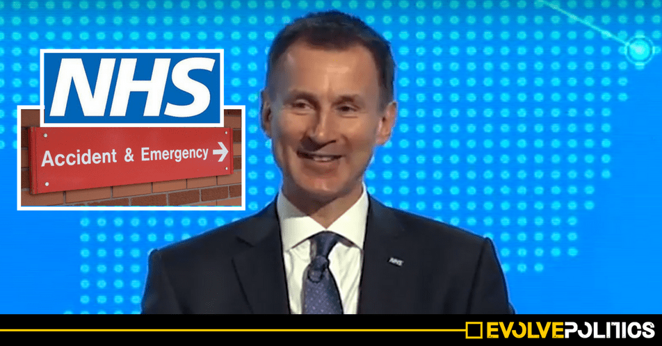 A&E patients could be routinely left waiting DAYS for treatment after Jeremy Hunt sneakily scraps CRITICAL waiting time target