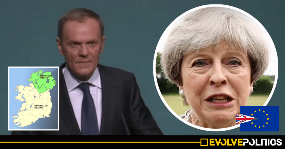 Why the EU's ultimatum on the Irish border almost certainly signals the end for Theresa May's truly dreadful premiership [OPINION]