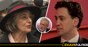 """Actress who said """"Corbyn made me a Tory"""" over anti-Semitism made almost identical claims against Ed Miliband for supporting Palestine in 2014"""