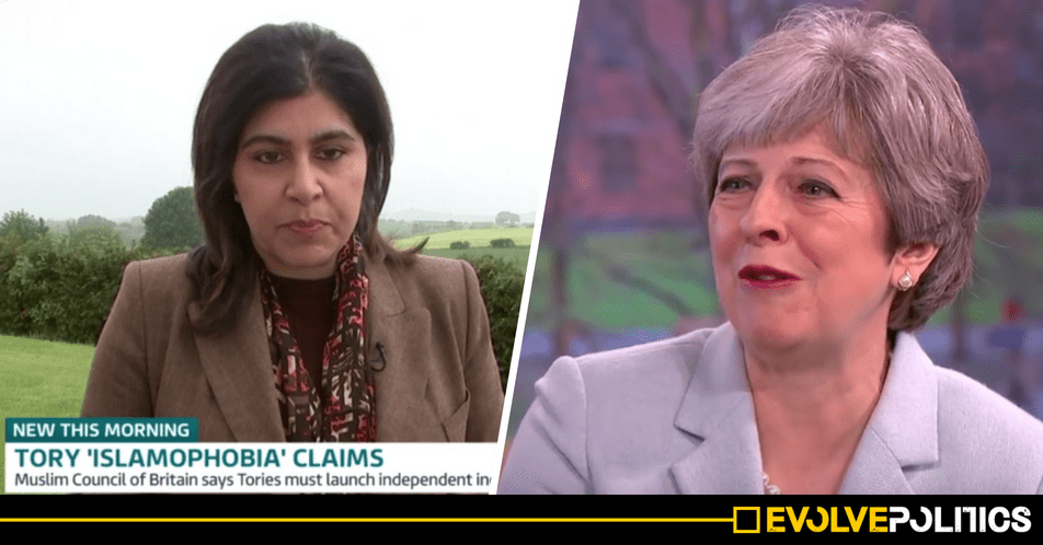 WATCH: Muslim former Tory Minster: 'I was labelled a 'Paki' in Conservative Party meetings' [VIDEO]