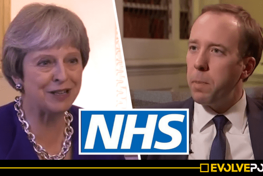 The New Tory Health Secretary Matt Hancock is funded by rabid NHS privatisation lobbyists