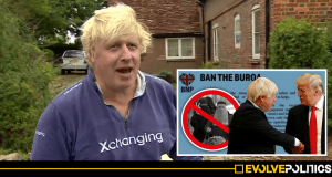 Boris Johnson has just been endorsed by the openly Fascist BNP