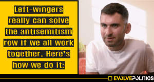 WATCH: A Jewish pro-Corbyn activist just nailed how we can solve the antisemitism row [VIDEO]