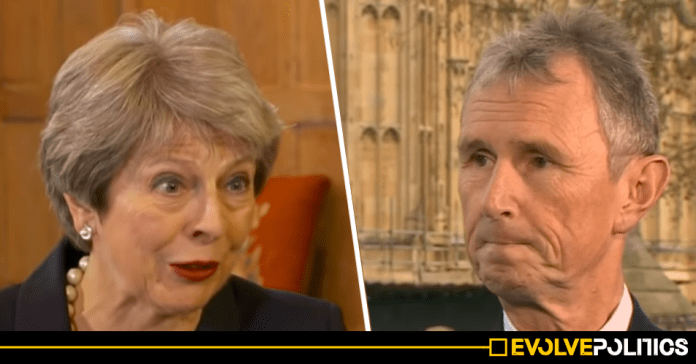 Tory MP makes miraculous u-turn after losing life savings due to Tory policy he personally supported