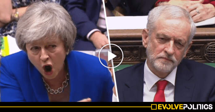 WATCH: No, Jeremy Corbyn did NOT call Theresa May a