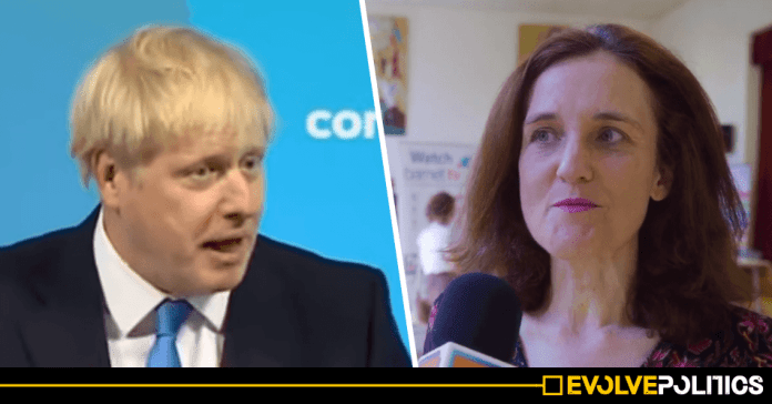 Boris appoints pro-fracking anti-environment MP Theresa Villiers as ENVIRONMENT SECRETARY