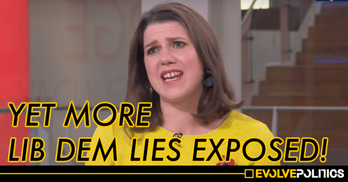 Lib Dems exposed FAKING QUOTES in official General Election Campaign leaflets