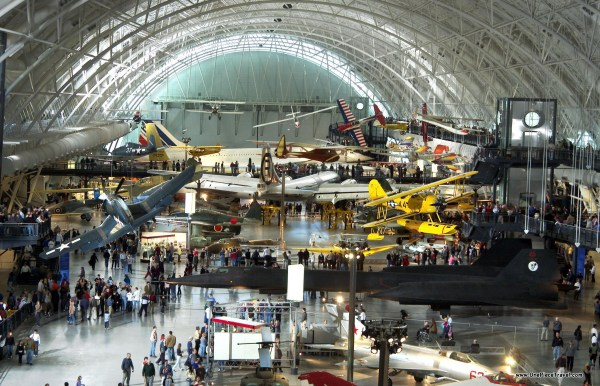 Washington . Steven . Udvar-hazy Center - Evolve