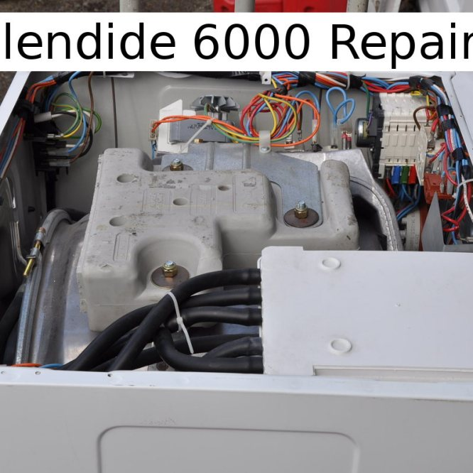 Splendide 6000 Washer/Dryer Repairs