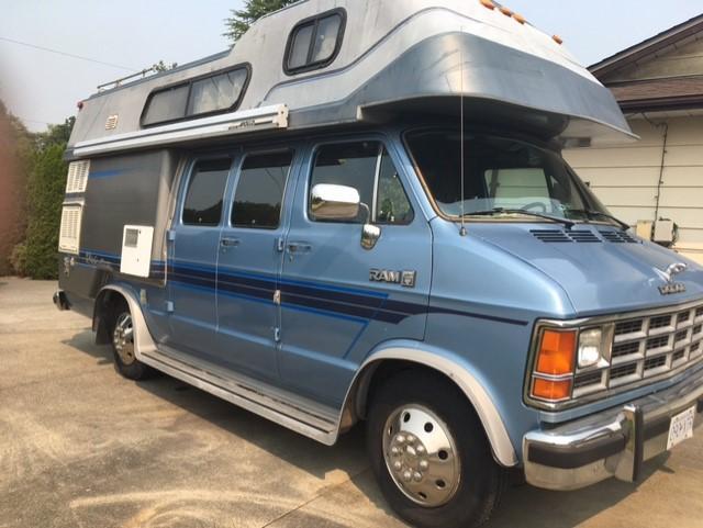 I bought a camper van!!! – The Evolving Slacker