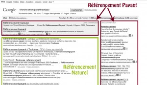 referencement-naturel-Vs-referencement-payant