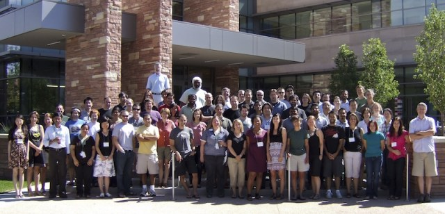 2011 Workshop on Comparative Genomics, Fort Collins