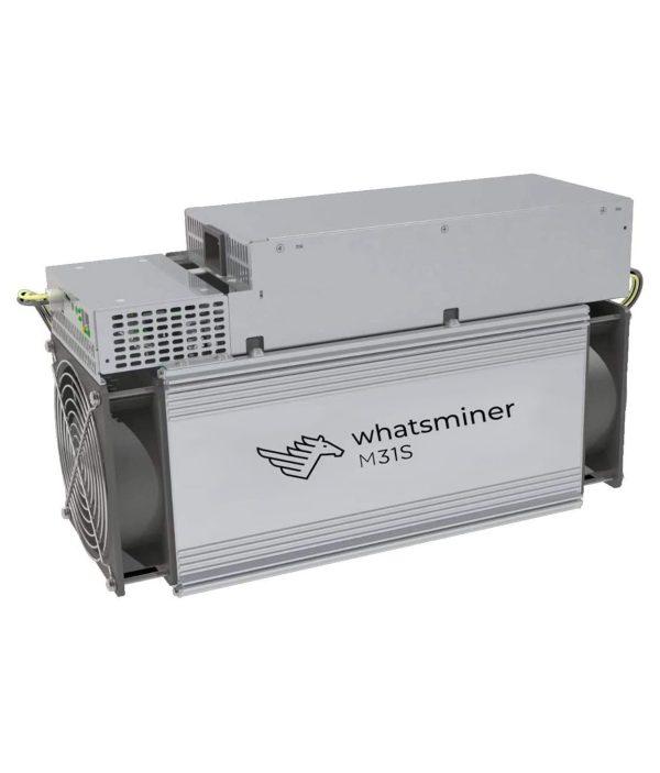 Whatsminer M31S+ 82 Th/s Bitcoin miner