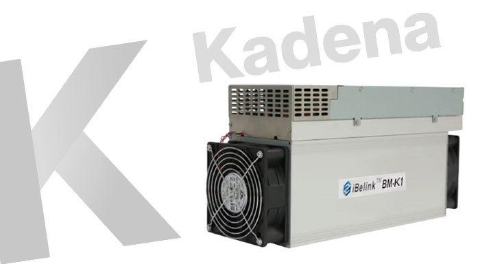 iBeLink BM-K1 5.30 Th/s Kadena Miner
