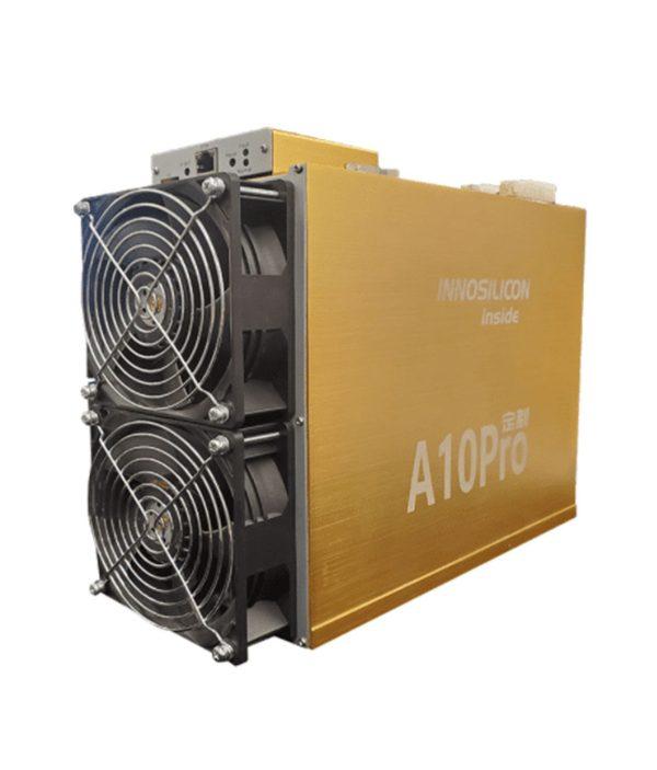 Innosilicon A10 Pro+ 7GB Ethereum miner (750 Mh/s)