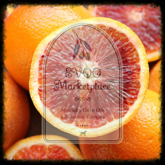 blood orange olive oil, sweet valencia orange