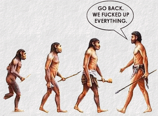 The Evolutionary Mismatch