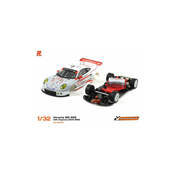 Porsche 991 RSR Racing AW 24H Daytona 2014 n 912 [SC6140R