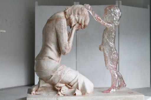 ბავშვების ხსოვნისადმი მიძღვნილი ძეგლი მარტინ ჰუდაჩეკი