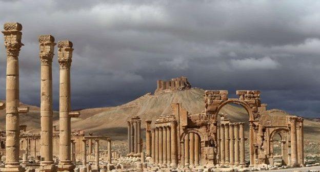 ИГИЛ идет в контрнаступление