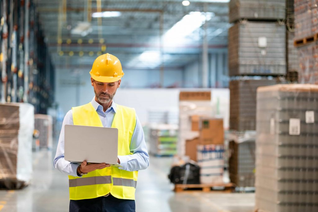 Modern ERP is a great system for inventory management