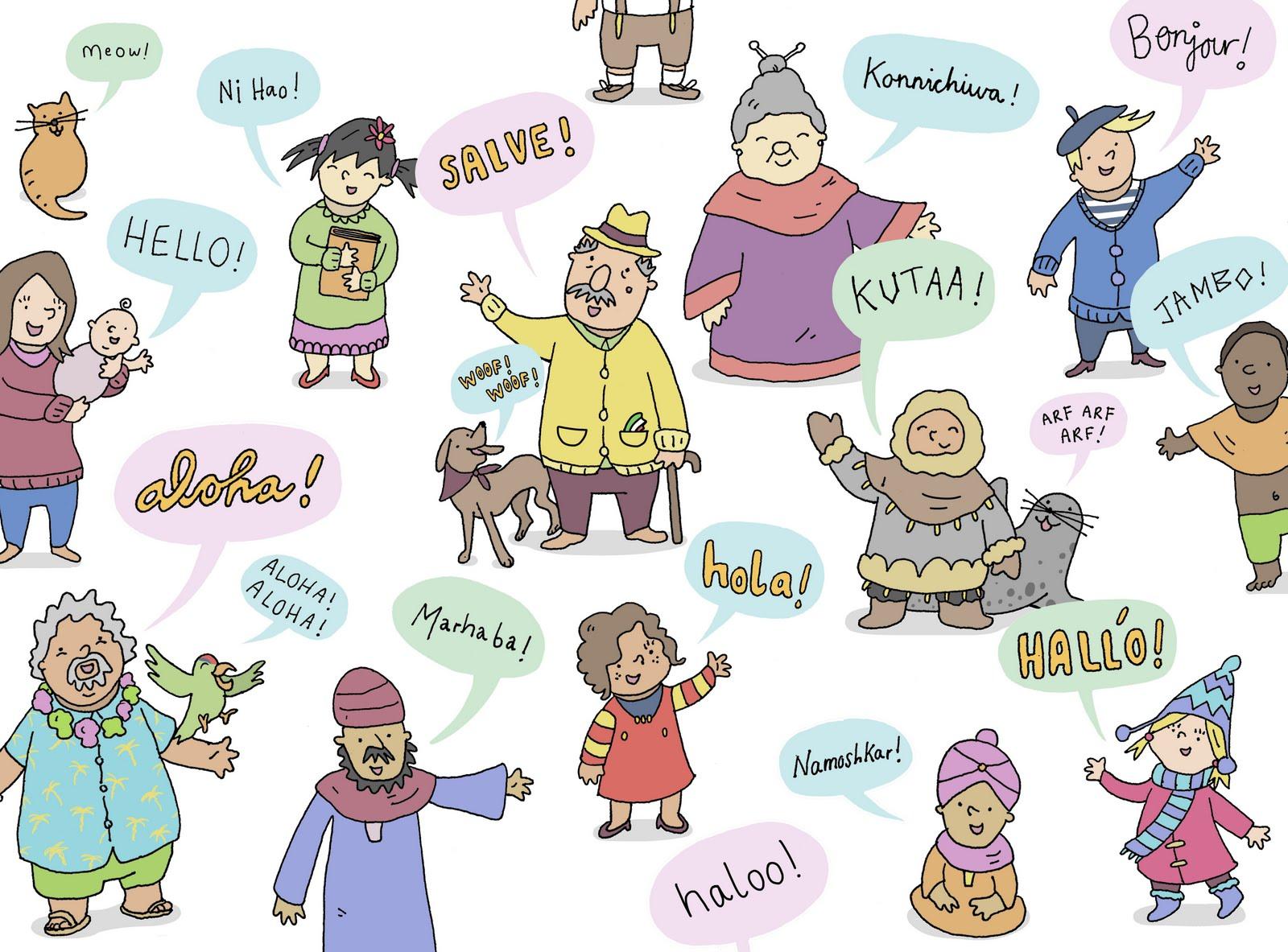 Dilin Zihin Yap S Ve Kultur Uzerindeki Etkileri