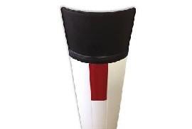 Пластиковые гибкие дорожные столбики С3