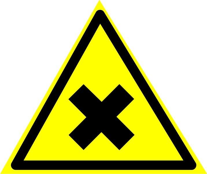 W 18 Вредные для здоровья аллергические (раздражающие) вещества