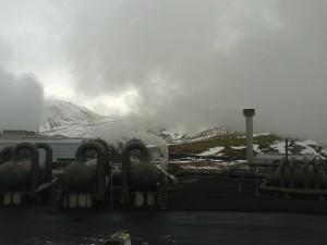 Енергийна независимост: 100% от енергетиката на Исландия е публична и възобновяема. Фото: П. Антонов