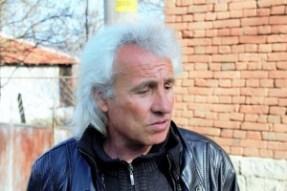 Трифон Трифонов - Тиката - пазителят на село Ъглен. Фото: Десислав Лафчиев / Евромегдан