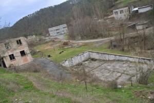 Басейнът на миньорите е предизвиквал завист в околните селища