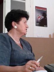 """""""Много се радвам, че """"опростената опаковка"""" победи и в Уругвай"""", заяви д-р Маша Гавраилова от Коалицията за живот без тютюнев дим след съдебно решение в полза на Уругвай в заведено от """"Филип Морис"""" дело. Това е поредното поражение на тютюневата компания в битките и със законодателните мерки на държави по целия свят. Снимка: Велина Барова / Евромегдан"""