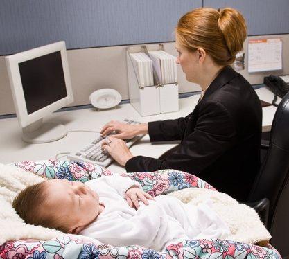 Рискът да бъдеш майка