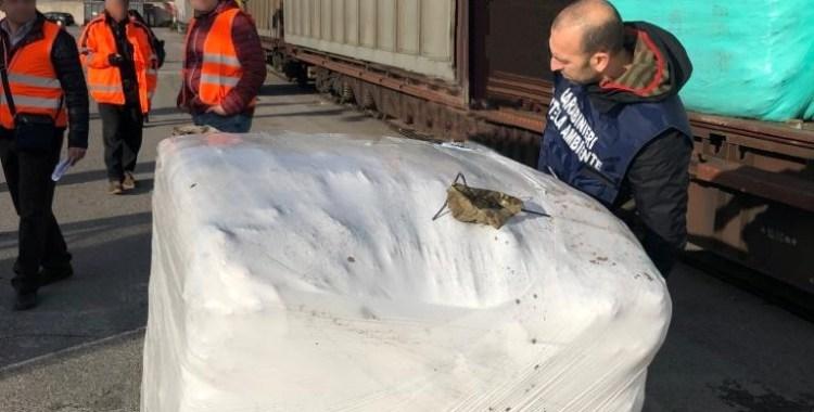 Италия залови влак пълен с незаконен боклук за България