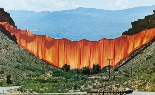 Christo And Jeanne Claude S Exhibition In Sofia Europe