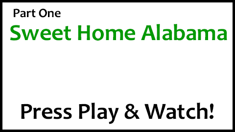 In this bluegrass crosspicking guitar lesson, you'll learn how to play a crosspicking version of the traditional bluegrass standard … The Guitar Chords To Sweet Home Alabama