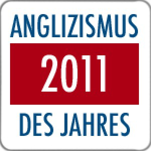 Anglicisme allemand 2011
