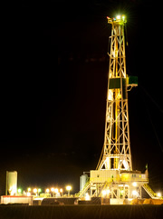 unconventional oil gas extraction Canada