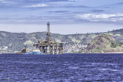 Ölgewinnung Brasilien