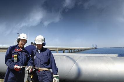 Sicherheit im Energietransport