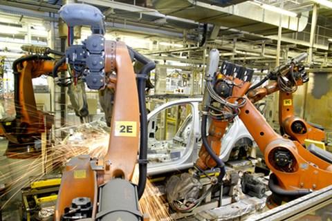 Sicherheit in der Automobilindustrie