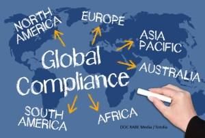 Съответствие – финансови услуги, околна среда, сигурност на данните