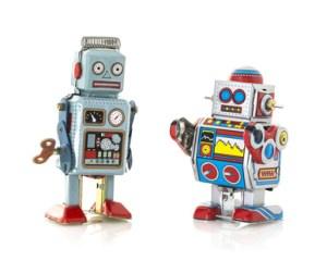 Palabra del día: Robot - EVS Translations
