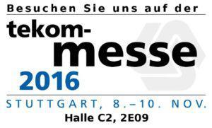tekom Годишна конференция 2016 – Информация 4.0, тенденции и отговори от бъдещето